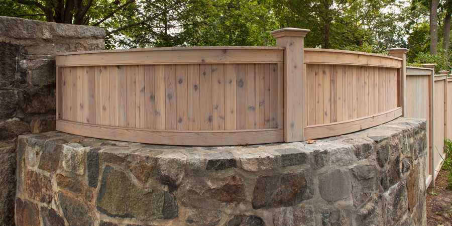 4″ Tongue & Groove Fence