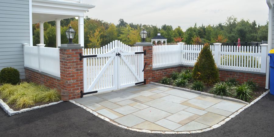Decorative Square Picket