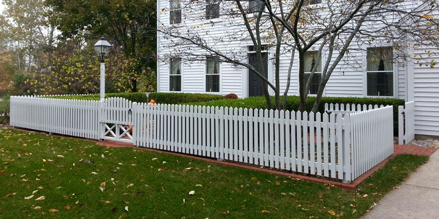 Historic Picket Fence